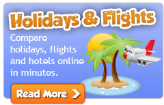 Holidays, Hotels and Flights
